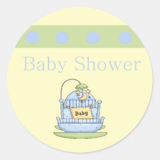 Baby Shower Stickers/Envelope Seals