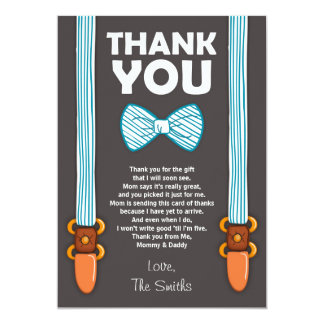 Custom thank you cards online