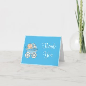 baby shower thank you cards card