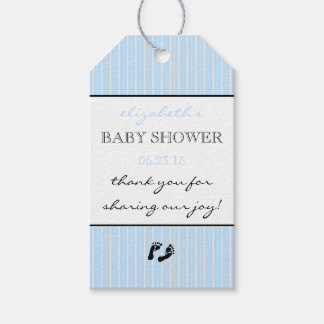 Baby Shower Thank You Pack Of Gift Tags