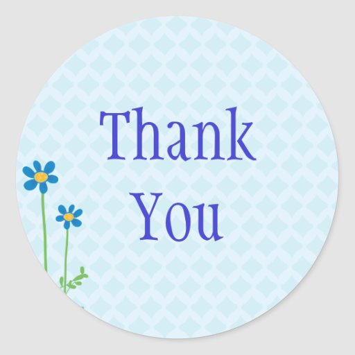 Baby shower gift ideas awesome images about baby shower gift ideas - Baby Shower Thank You Classic Round Sticker Zazzle