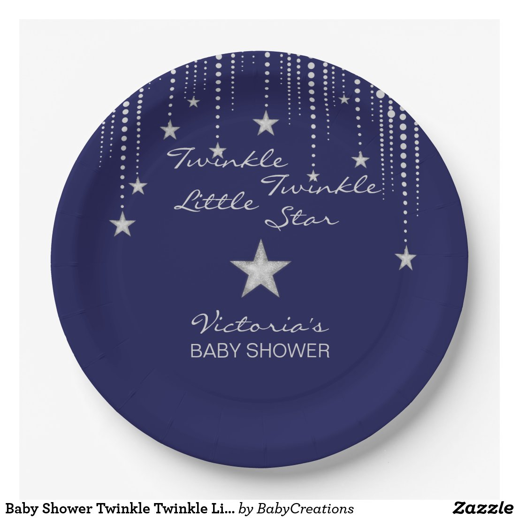 Baby Shower Twinkle Twinkle Little Star