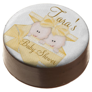 Baby Shower Twins Oreo Cookies Party Favors