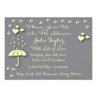Baby Shower With Lots Of Love Card