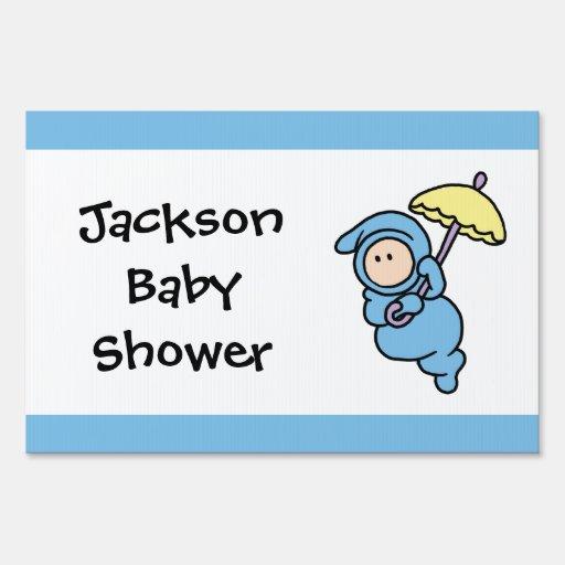 baby shower yard sign zazzle