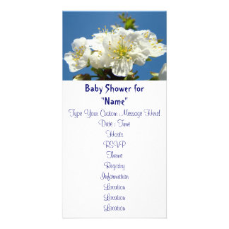 Baby Showers Boys Girls Invitations Cards Moms