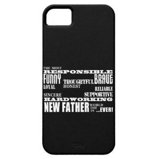 Baby Showers New Fathers Dads & Daddys : Qualities iPhone SE/5/5s Case