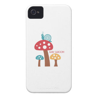 Baby Shroom iPhone 4 Case-Mate Cases