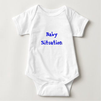Baby Situation - Boy Baby Bodysuit