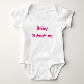 Baby Situation - Girl Baby Bodysuit