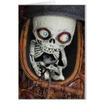 Baby Skeleton Card
