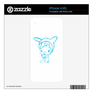 Baby Skins For The iPhone 4S
