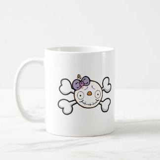 baby skull and crossbones mugs