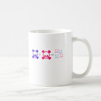 baby skulls coffee mugs