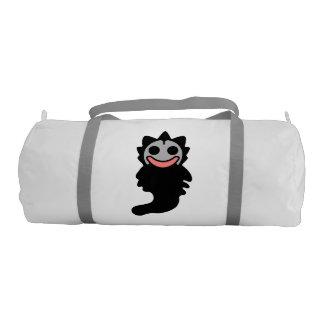 Baby Slappy-Denka Clupkitz on Duffel Duty Gym Bag