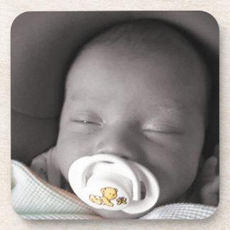 Baby Sleeping Beverage Coaster