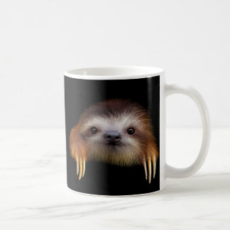 Baby Sloth Coffee Mug