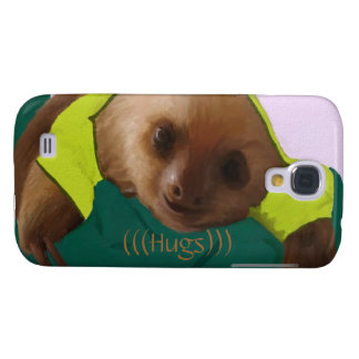Baby Sloth in Pajamas Samsung Galaxy S4 Case