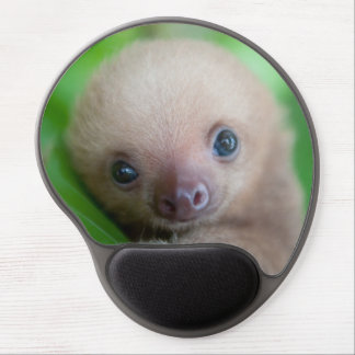 Baby Sloth Mouse pad Gel Mouse Pad