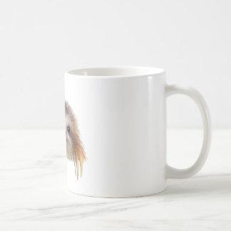 Baby Sloth Basic White Mug