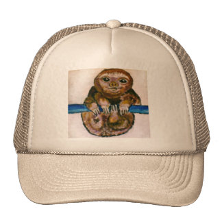 Baby Sloth Trucker Hat