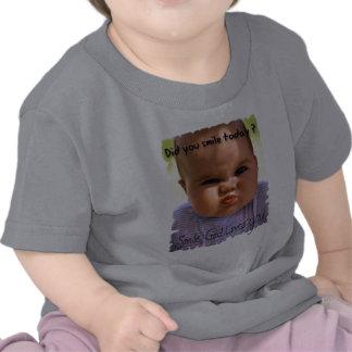 Baby, Smile, God Loves YOU T-shirt