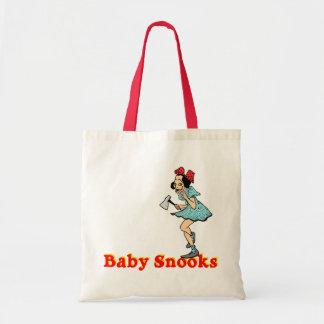 Baby Snooks Tote Bag