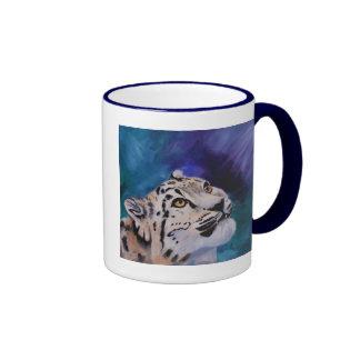 Baby Snow Leopard Mug