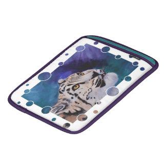 Baby Snow Leopard Sleeve for Ipad Sleeve For iPads