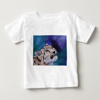 Baby Snow Leopard Toddler Tshirt