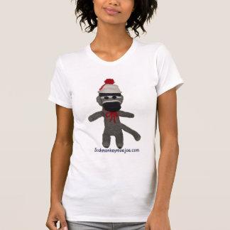 Baby Sock Monkey T-Shirt
