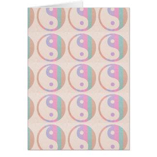 Baby Soft Silken Spectrum  : YINYANG YIN YANG Card