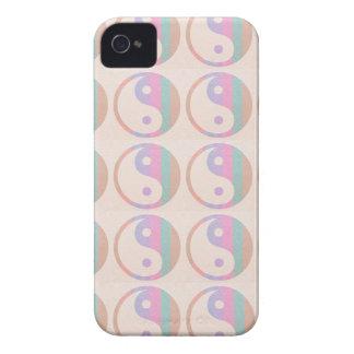 Baby Soft Silken Spectrum  : YINYANG YIN YANG Case-Mate iPhone 4 Case