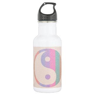 Baby Soft Silken Spectrum  : YINYANG YIN YANG Stainless Steel Water Bottle