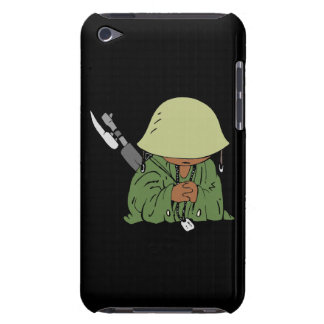 Baby Soldier iPod Case-Mate Cases