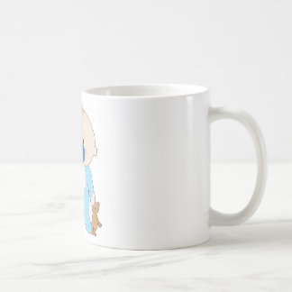 Baby Soother Boy Coffee Mug