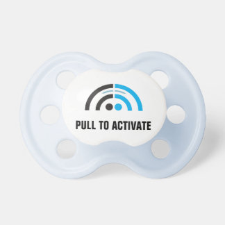 Baby Sound Guy (2a) Pacifier