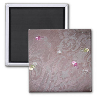 Baby Sparkle 2 Inch Square Magnet