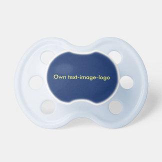 Baby speen blauw pacifier