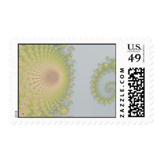 Baby Spirole Postage Stamp