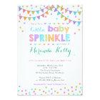 Baby Sprinkle Invitation / Baby Sprinkle Invite