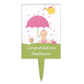 Baby Sprinkle Shower Cake Topper