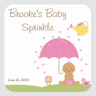 Baby Sprinkle Shower Favor Tag