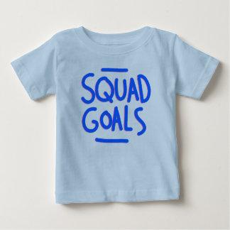 BABY SQUAD GOALS - SQUAD! SHIRT