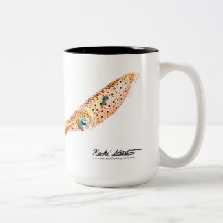 Baby Squid Mug