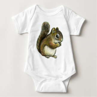 Baby squirrel infant creeper