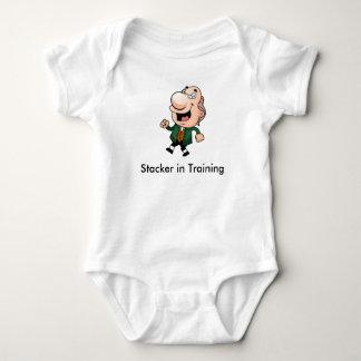 Baby Stacker Baby Bodysuit