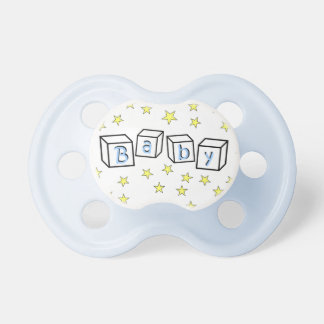 Baby Stars Baby Pacifiers