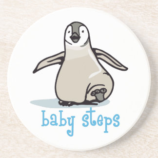 Baby Steps Coasters