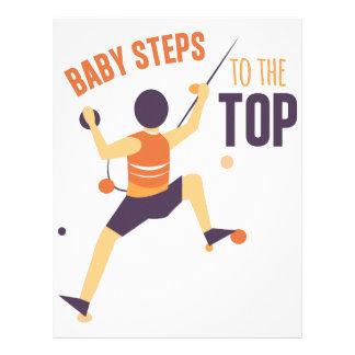Baby Steps Letterhead